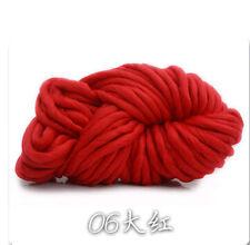 Hand Knitting Blanket Hats Super Thick Chunky Yarn Roving Bulky Yarn Lot/250g