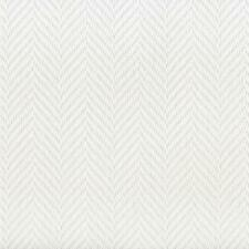 RD80103 - Anaglypta Pro Herringbone Design White Anaglypta Wallpaper