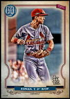 Tommy Edman 2020 Topps Gypsy Queen 5x7 #291 /49 Cardinals