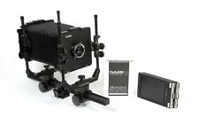 Cambo SCn-R 4X5 Camera with Schneider 150mm Lens + Holders + FILM