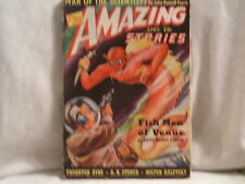 APRIL 1940 AMAZING STORIES  PULP MAGAZINE