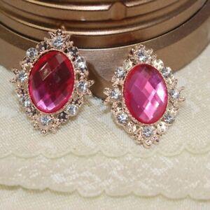 10pcs Crystal Cabochon Beads Flat Back Embellishment Wedding Phone Decor