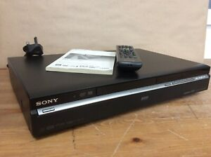 Sony RDR-HXD870 DVD Recorder 160GB Hard Drive Freeview With Remote & Manual
