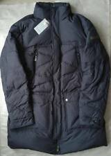"Trussardi ""Lusia"" men's down long jacket size XL/54 - concealed hood"
