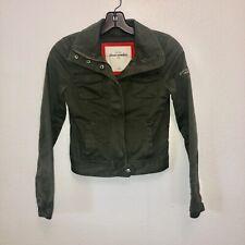 Abercrombie & Fitch Kids Olive Green Jacket Size XL