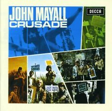 John Mayall - Crusade [New CD] John Mayall - Crusade [New CD] Bonus Tracks, Rema