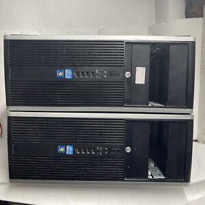 HP Compaq Elite 8200 CTM Intel Core i7-2600 @3.40GHz 8GB 120GB SSD  Win10