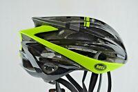 Bell Gage Helmet Men's Small 52 - 56 cm Cycling Race Ultra Light Hi-Vis Yellow