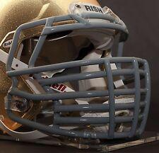 Riddell Speed BIG GRILL Football Helmet Facemask - NOTRE DAME FIGHTING IRISH