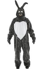 Mens Donnie Darko Costume Black Rabbit Horror Film Halloween Film Fancy Dress