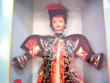Chinese Empress Barbie Doll 1997 New MIB Great Eras Collection Mattel