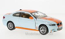 "BMW M3 Coupe  "" GULF ""  - 1:24 MotorMax >>NEW<<"