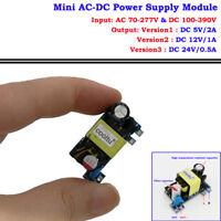 AC-DC Converter AC 110V 220V 230V to DC 5V 12V 24V Power Supply Mini PCB Module