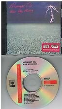 Midnight Oil ‎– Blue Sky Mining CD 1990