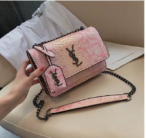 Yves Saint Laurent New Ladies Bag One-shoulder Handbag Leather Crossbody YSL Bag