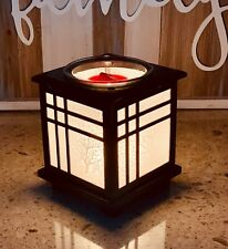 Coo Candles Electric Candle Wax Melt Warmer or Oil Burner Lamp Combo - Bonsai