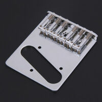 6 Saddle Guitar Bridge for Telecaster Tele TL Electric Guitar
