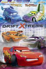 """DISNEY'S CARS POSTER """"LICENSED""""  DRIFT EXTREME """"BRAND NEW"""" SIZE 61cm X 91.5cm"""