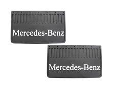 2 Stück LKW Schmutzfänger Spritzschutz Spritzlappen 480x290 Mercedes-Benz 165214