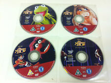Disney The Muppet Show Series 2 Family DVD R2 4 Disc Set - DISCS ONLY in Sleeves