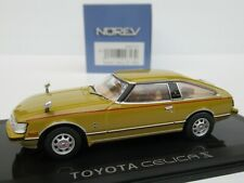 NOREV, TOYOTA CELICA XX (1980) 1:43 Scale JAPANESE CLASSIC MODEL, #8003132 KB