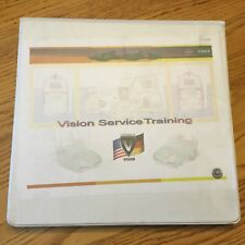 Vogele 5200-2 VISION SERVICE TRAINING MANUAL GUIDE BOOK ASPHALT PAVER WIRTGEN