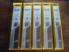 BANDES HAWID: LOT DE 5 PAQUETS DIFFERENTS DE 25 BANDES