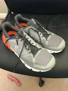 On Mens Cloudflyer Running Shoe size 10 worn once genuine sale! 1st £80