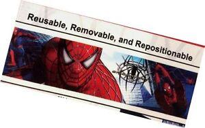 Marvel Spiderman 3 Movie Decorative Wall Border 2007 New 15 feet Factory Sealed