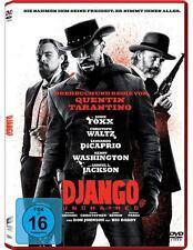 DVD QUENTIN TARANTINO DJANGO UNCHAINED / NEUWERTIG