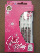Target Girl Play Sexy 26g Steel Tip Darts Tungsten 108920 w/ FREE Shipping