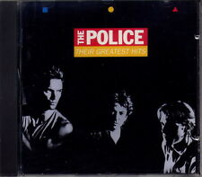 POLICE - THEIR GREATEST HITS