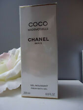 Gift Wrapped CHANEL Coco Mademoiselle Very Rare Fresh Bath Gel 200ml Sealed Box