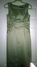 ADRIANNA PAPELL MINT GREEN GLOW SLEEVELESS COCKTAIL/EVENING/WEDDING DRESS  6