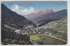 AK St. Anton am Arlberg, Gesamtansicht, 1912