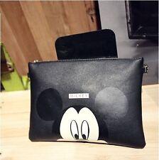 New Women Girl Mickey Mouse Handbag Shoulder Bag Purse  Bag