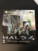 Halo 4 Special Limited Edition EMPTY Collectors Console System Xbox Box Only