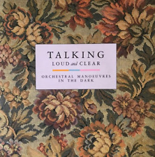 """ORCHESTRAL MANOEUVRES IN THE DARK - Talking Loud And Clear (7"""") (G+/VG++)"""