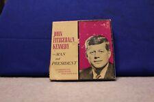 John Fitzgerald Kennedy - Man and President 8mm Castle Films