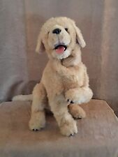"FurReal Biscuit FOR REPAIR My Lovin Pup 24"" Golden Retriever Dog friends parts"