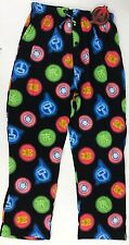 Marvel Avengers Iron Man Captain America Thor Men's Pajama Lounge Pants Large L
