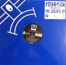 "Toystick pres. ""The Chelate EP""  2x12"" / * Yoshitoshi Recordings – YR044"