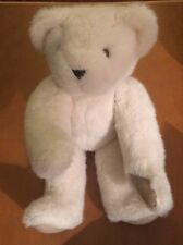 "Vermont Teddy Bear Co Jointed Bear Plush 16"" 1991"