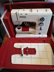 Bernina 830 Record Electric Sewing Machine Vintage