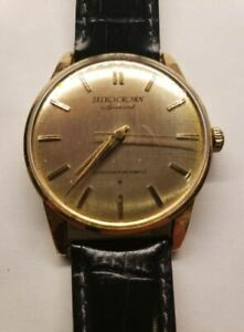 Vintage Seiko Crown Special 23 Jewels Men's Watch Hand Wound Used Authentic