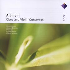 Piero Toso - Albinoni: Oboe and Violin Concertos