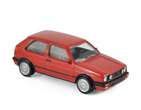 NOREV 840062 VOLKSWAGEN GOLF GTI G60 1990 - RED - JET CAR 1:43