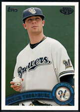 2011 Topps Pro Debut #36 Tyler Thornburg NM-MT