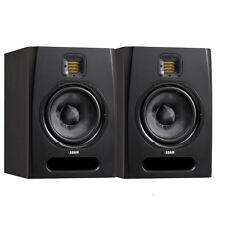 "Adam F7 7"" Nearfield 2-Way Active Powered Producer Studio Monitor Speaker Pair"