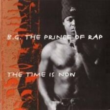 B.G. the Prince of Rap - CD - Time is now (1994) ...
